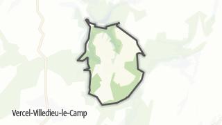 Mapa / Eysson