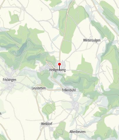 Karte / Gasthof Parkklause