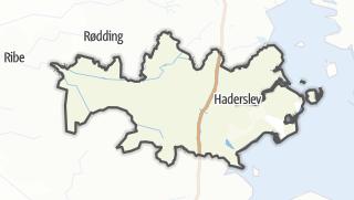 Kartta / Haderslev