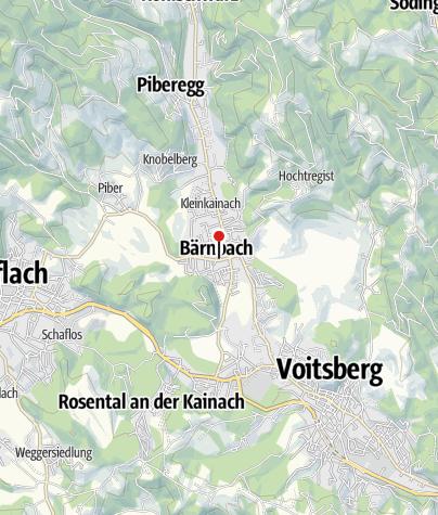 Karte / Ratskeller Bärnbach