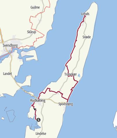Map / The Archipelago Trail - part 3