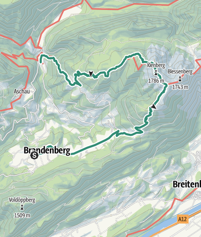 Day 2: 4-day-tour in the Brandenberg Alps • Mountain Hike ...