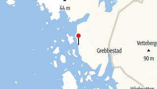 Karte / Skärgårdsidyllen Kayak & Outdoor