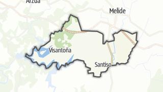 Kartta / Santiso