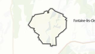 Térkép / Viéthorey