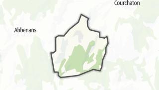 Mapa / Bournois