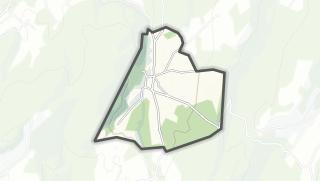 Térkép / La Bretenière