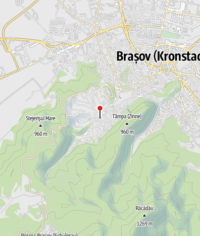 Hartă / Semimaraton Brașov Intersport