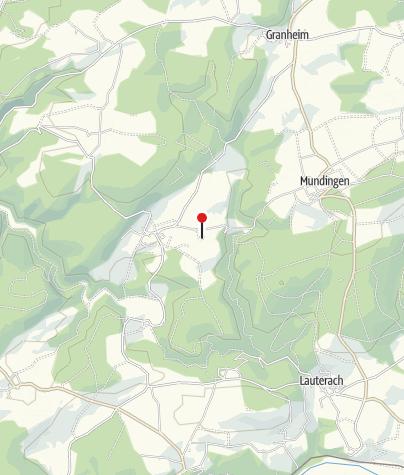 """Karte / Schullandheim """"Vogelhof"""""""