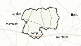 Cartina / Gingelom