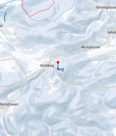 Karte / Skigebiet Schloßberg