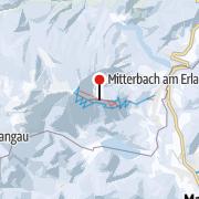 Karte / Gemeindealpe Mitterbach