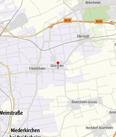 Karte / Grenningloh - RESTAURANT & VINOTHEK HOFGUT GÖNNHEIM