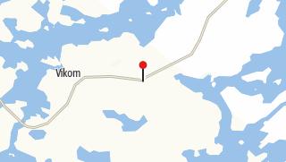 Map / St. Olav -paddling