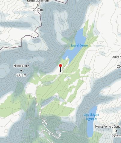 Karte / Alpe Crampiolo -  Alpe Devero
