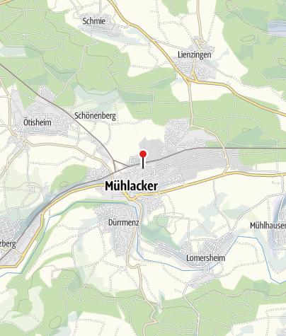 Karte / Eppinger Linien Wandermarathon 2019