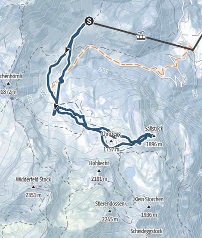 Map / Salistock