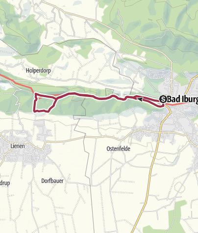 Karte / TERRA.track: Malepartus