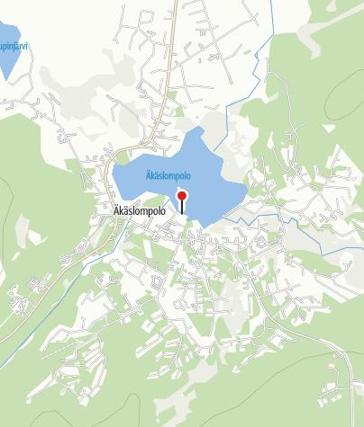 Mapa / Äkäslompolo / Jounin Kauppa
