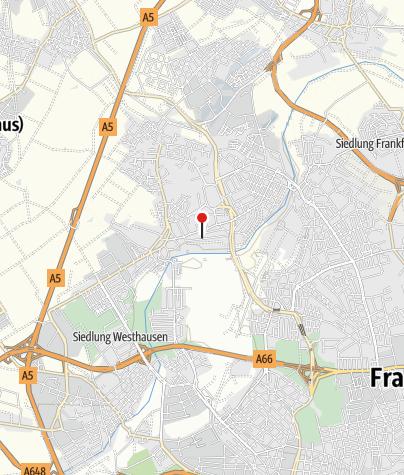 Karte / Ernst-May-Haus