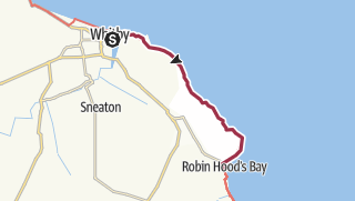 Whitby to Robin Hood's Bay • Hiking Trail » outdooractive com