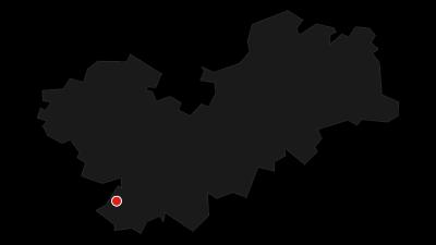 Karte / Auf zu Wurzelrudis Erlebniswelt - Stadt Eibenstock (Für Schatzsucher und Prinzessinnen. Wanderungen mit Kindern)