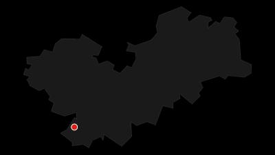 Karte / Von Eibenstock zum Auersberg