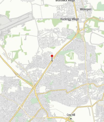 Karte / Hadrianswall Wanderung 8 Tage & 7 Nächte