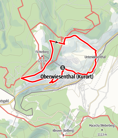 Karte / Konrad-Winkler-Tour