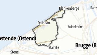 Cartina / De Haan