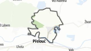 Karte / Břehy