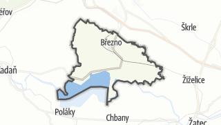 Térkép / Březno