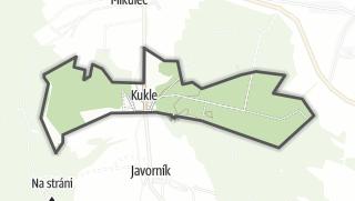Mapa / Kukle