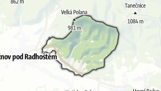 Karte / Dolní Bečva
