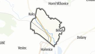 מפה / Hermanice