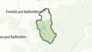 Karte / Čeladná