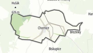 Cartina / Chornice