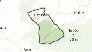 Carte / Hostašovice