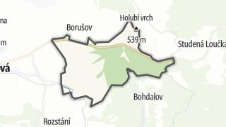 Mapa / Gruna