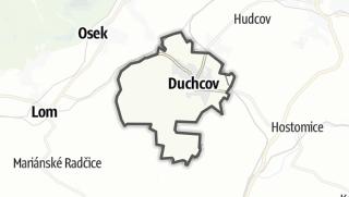 Carte / Duchcov