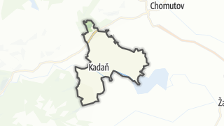 Karte / Kadaň