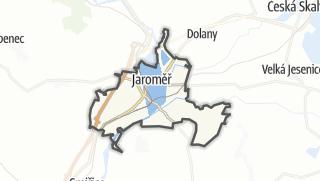 Karte / Jaroměř