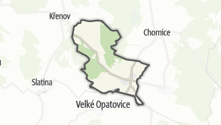 Cartina / Jevíčko