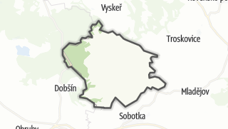 מפה / Libo šovice
