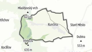 Cartina / Kuncina