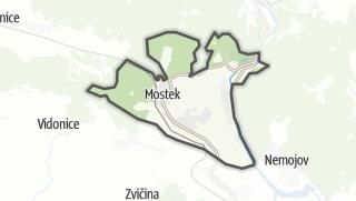 Karte / Mostek