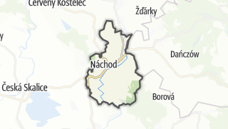 מפה / Náchod