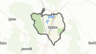 Mapa / Opatov