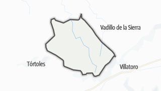 Mapa / Villanueva del Campillo