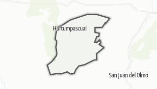 Mapa / Hurtumpascual